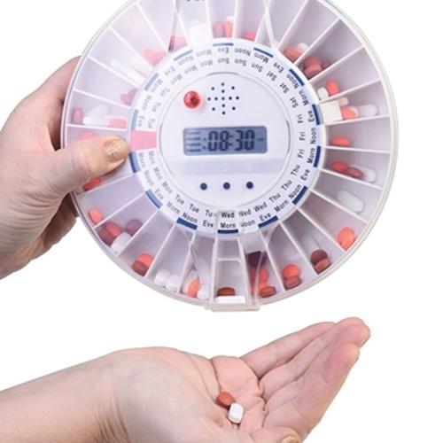 pill box dispenser i med