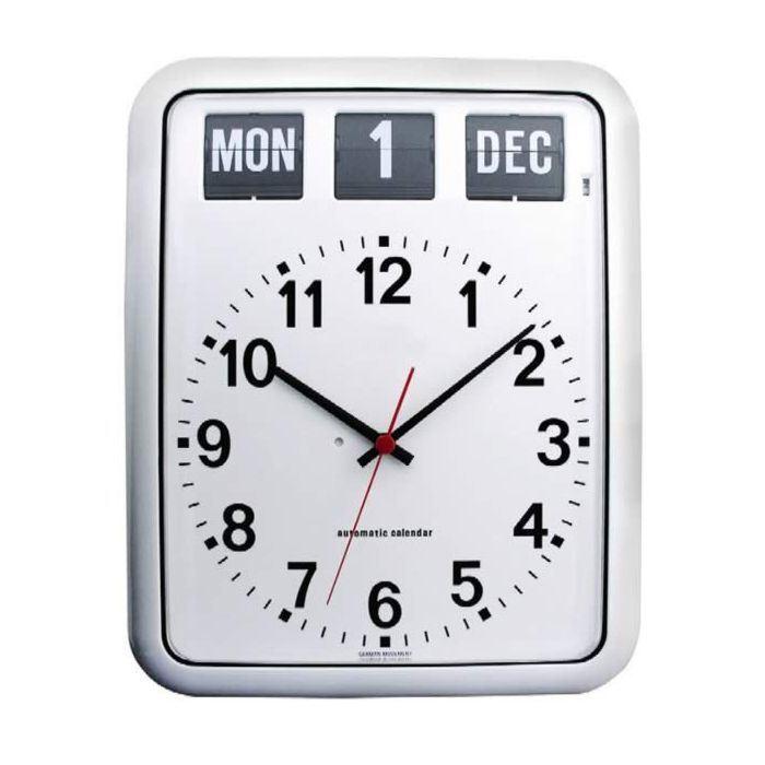 Alzheimer's Day & Date Clock | Easy to Read Clocks for the Elderly I ...