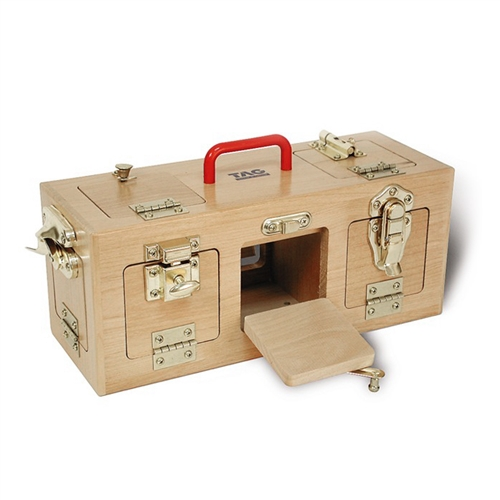 Toys For Alzheimer S : Lock box dementia activity i alzstore