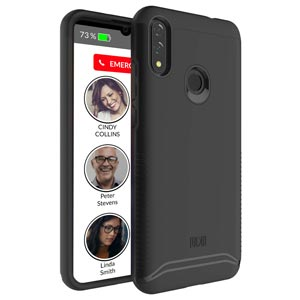 Memory Picture Cell Phone for Seniors Protective Case