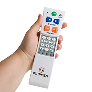 Senior remote control for TV
