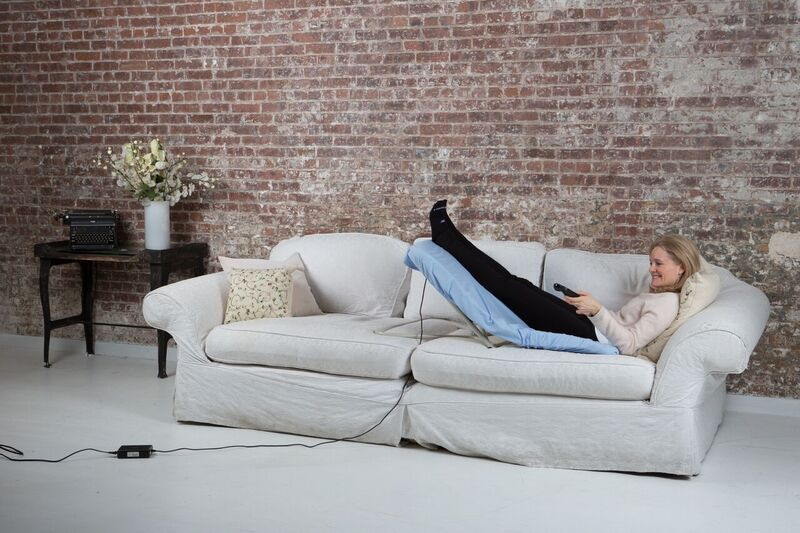Abelift Portable Motorized Recliner works on beds and sofas