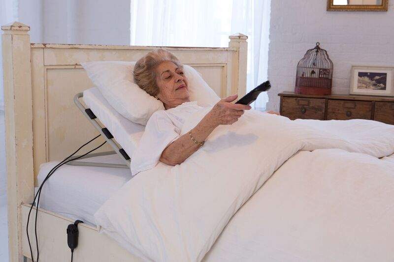 Portable Electric Bed Recliner Senior Adjustable