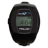 TriLOC GPS Tracking Watch for Alzheimer's