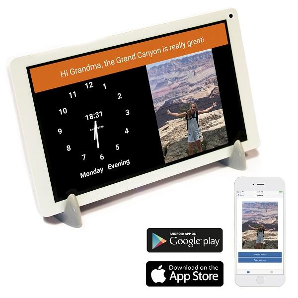 DayClock Technology for Seniors