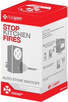 stove fire prevention by fire avert