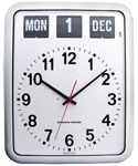flip clocks for elders easy to read retro style
