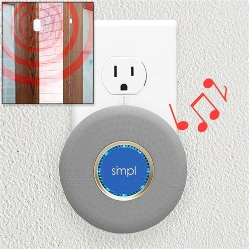 Door Alarm With Remote Alzheimer S Door Alarm Alzstore